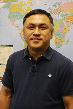 애틀랜타한인교회협의회 신임회장 백성봉 목사