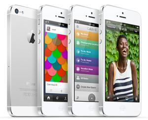 아이폰의 화면 사이즈