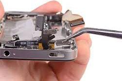 아이폰4의 전원 버튼