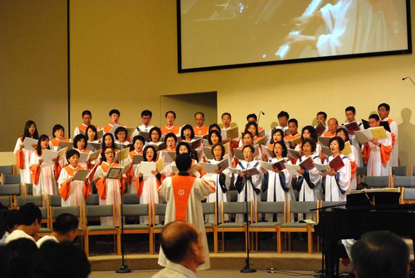 PCA, 침례교 연합성가대