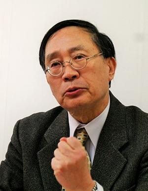 ▲김영한 박사(샬롬나비 상임대표·기독교학술원장)